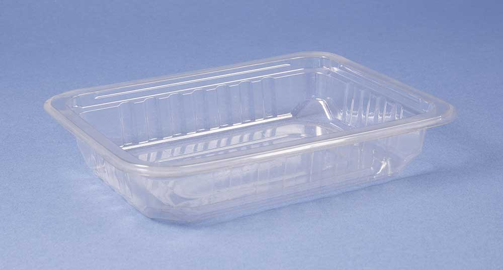 Apet High Barrier Food Trays For Packaging And Display Of