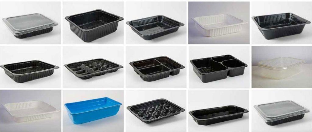 fresh produce trays