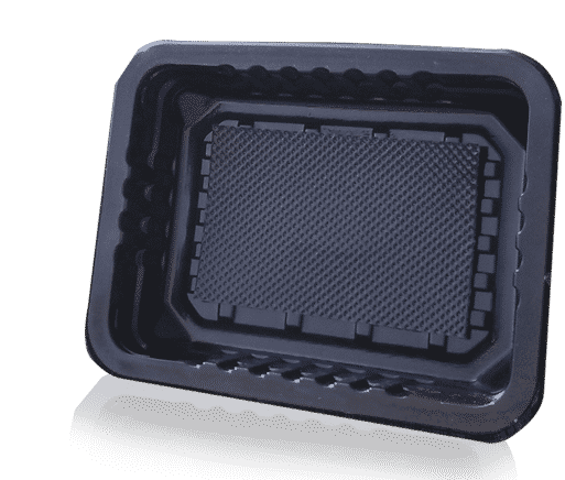 High Barrier Packaging for a Circular Economy​ padded tray